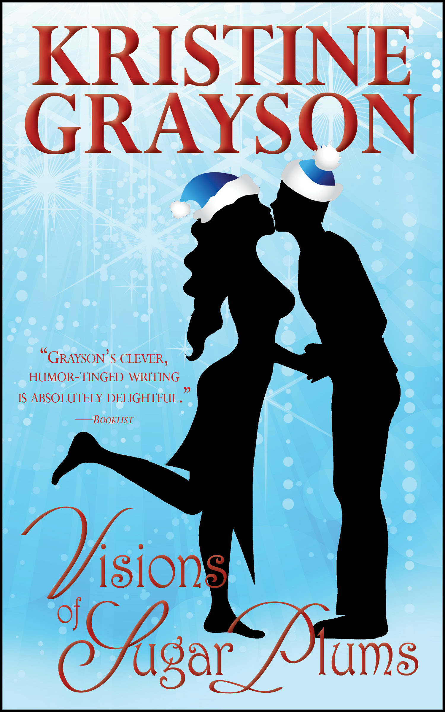 Visions of Sugar Plums ebook cover